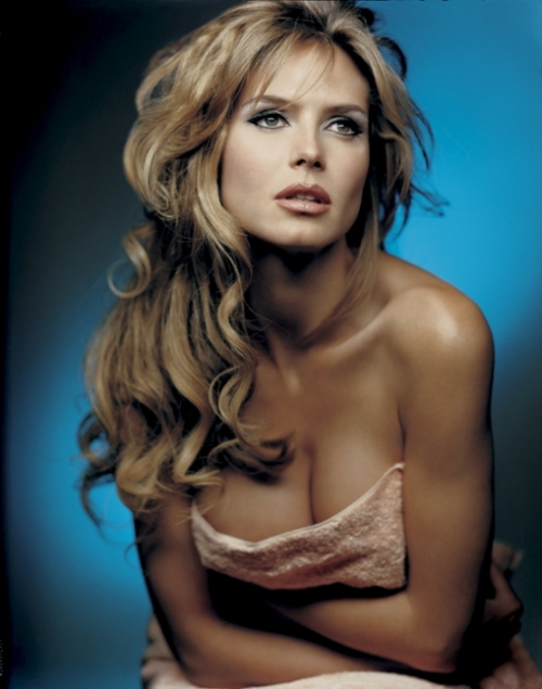 "Heidi Klum - Mark Seliger - ""Heidi does Hollywood"""